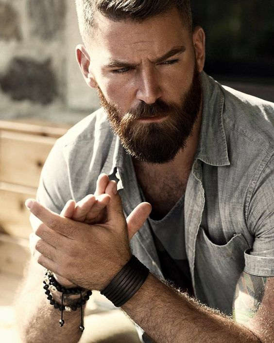 lumberjack beard espaço 540 cabeleireiros estética